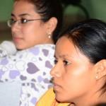 Iniciamos el ciclo basico de formación con mujeres jóvenes, en derechos sexuales y derechos reproductivos.