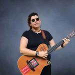 Gabriela Baca, única cantautora nicaragüense asumida abiertamente lesbiana..