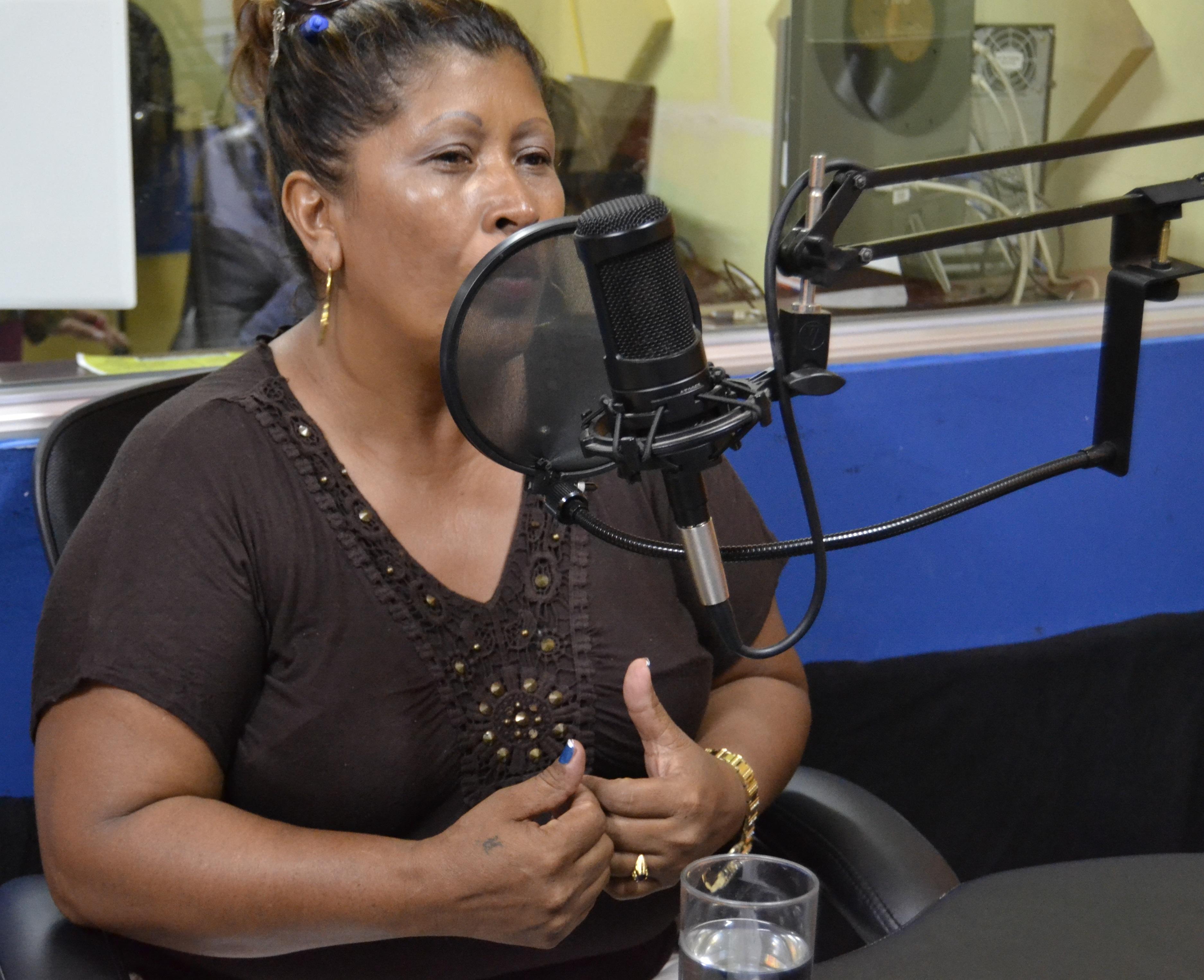 Carmen Picado Orozco