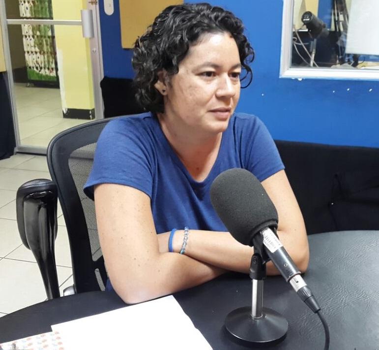 Silvia Sánchez Barahona