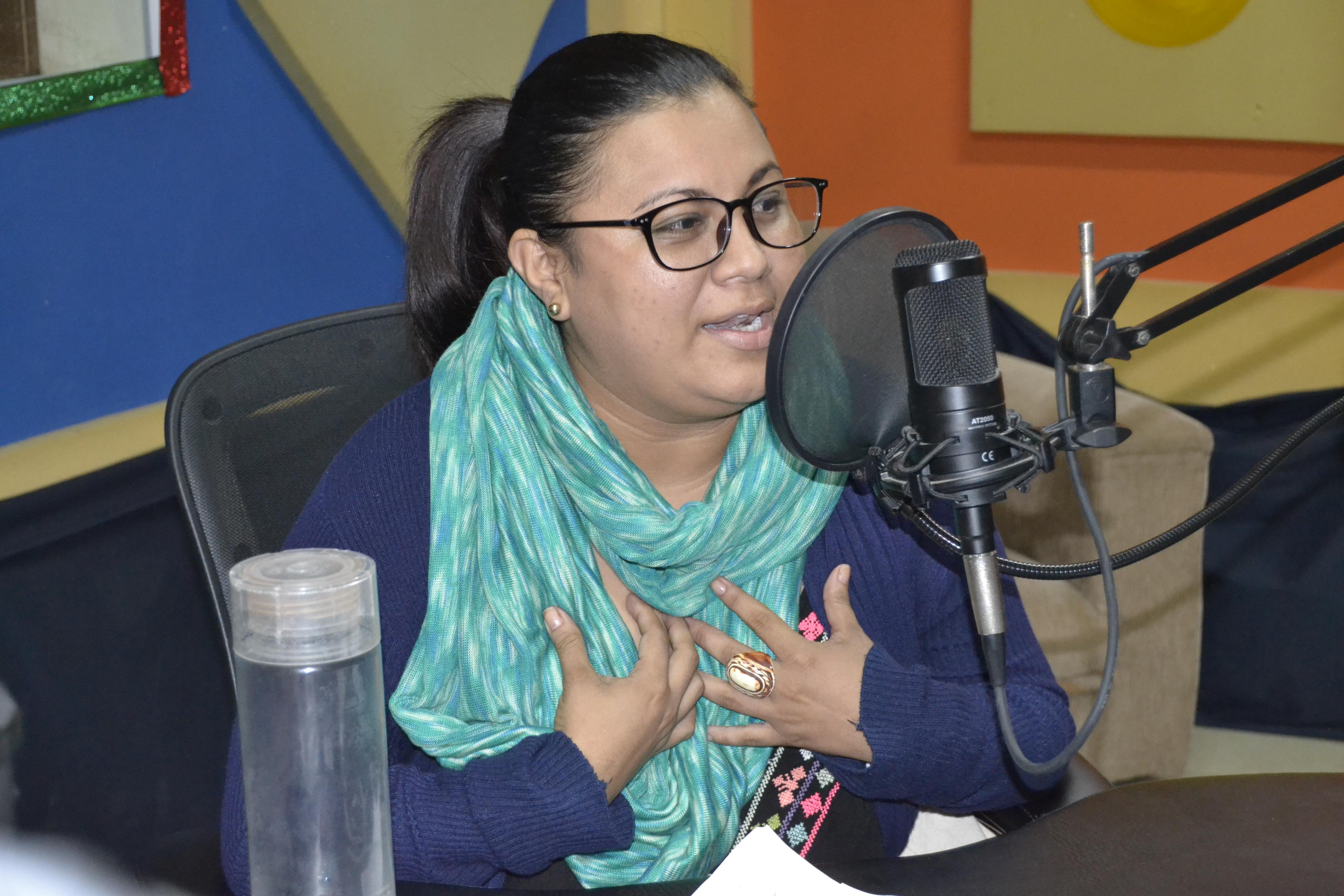 Claudia Regina Mercado