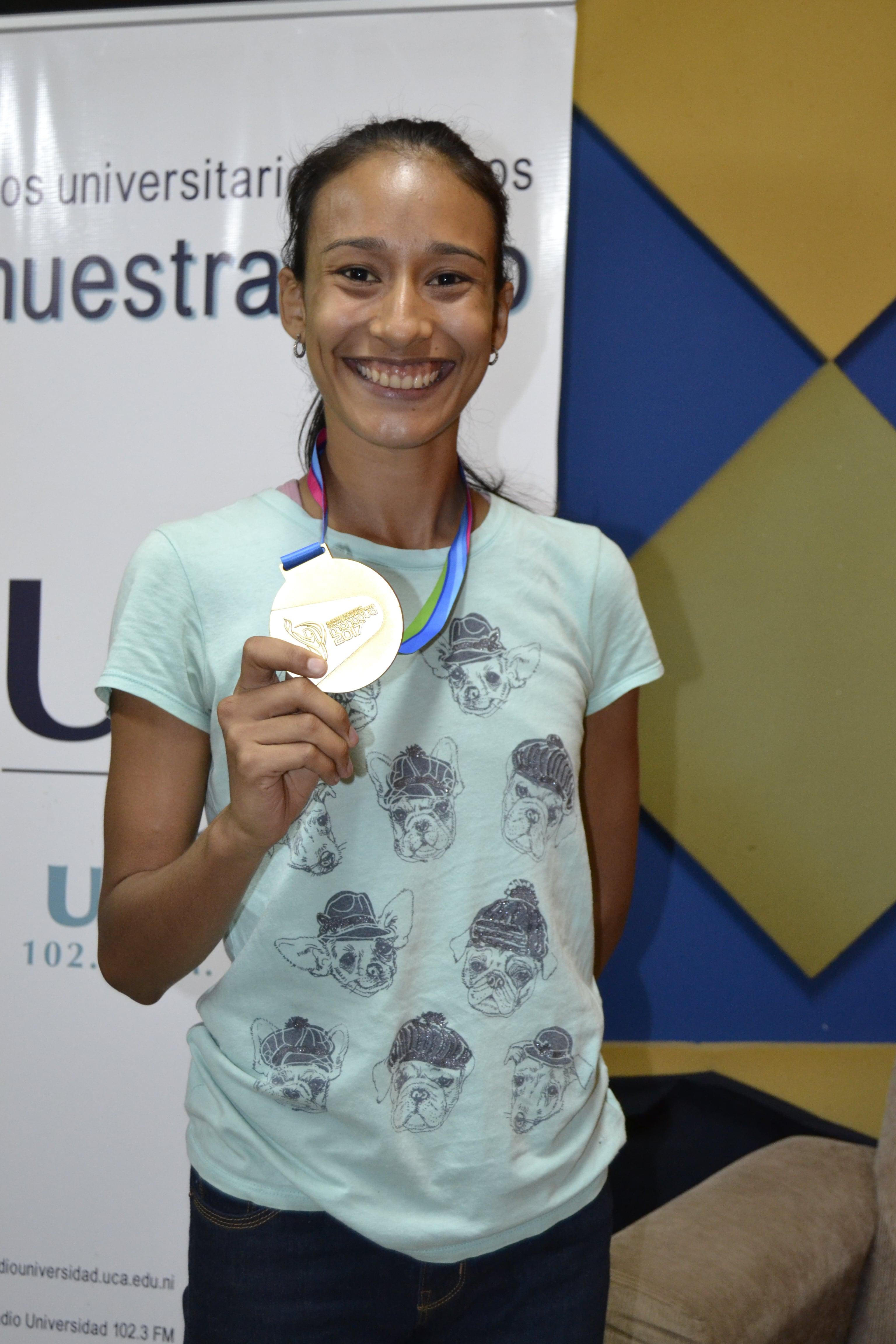 Mujeres nicas hacen historia en el deporte centroamericano