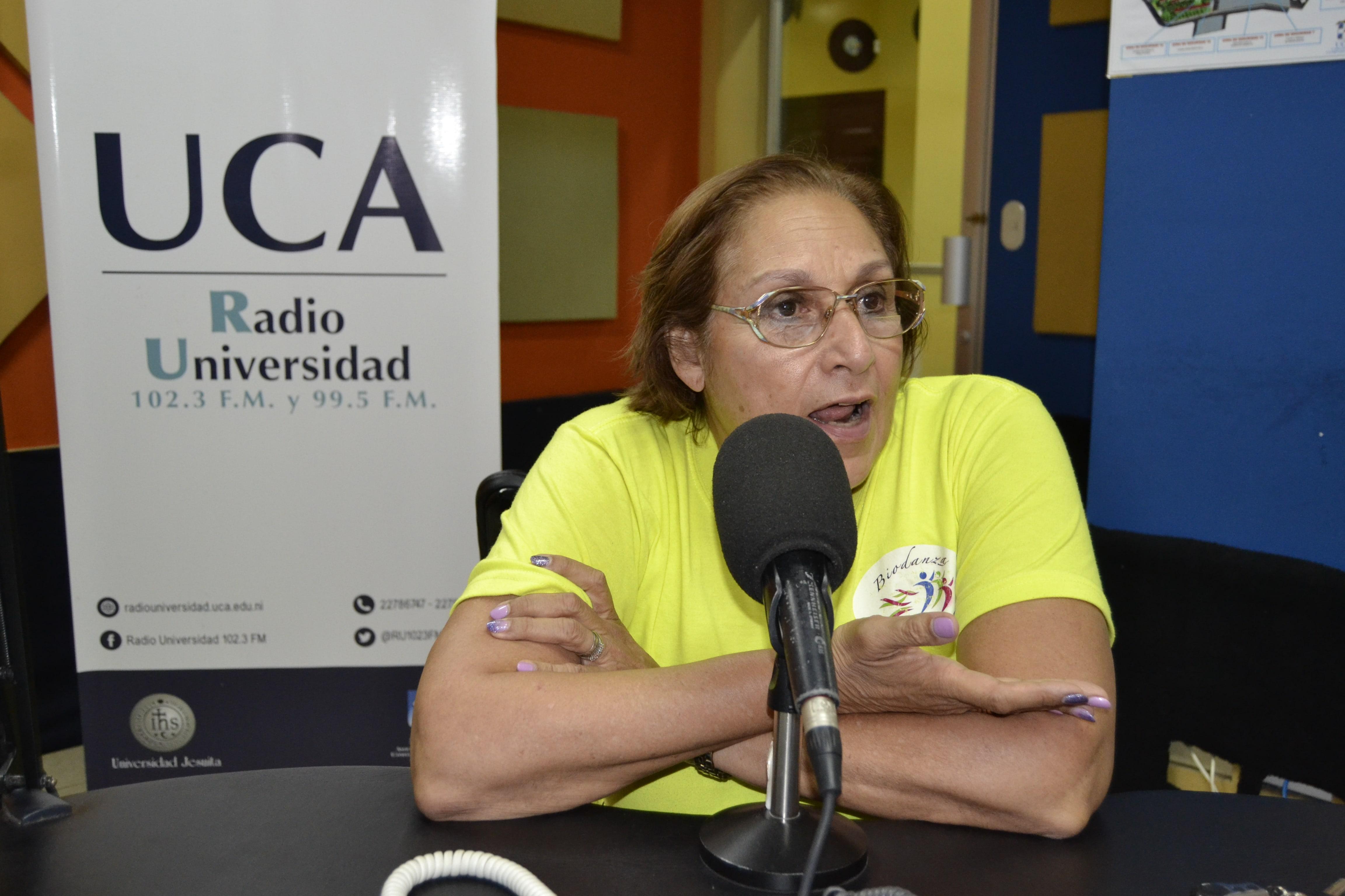 Auxiliadora Marenco