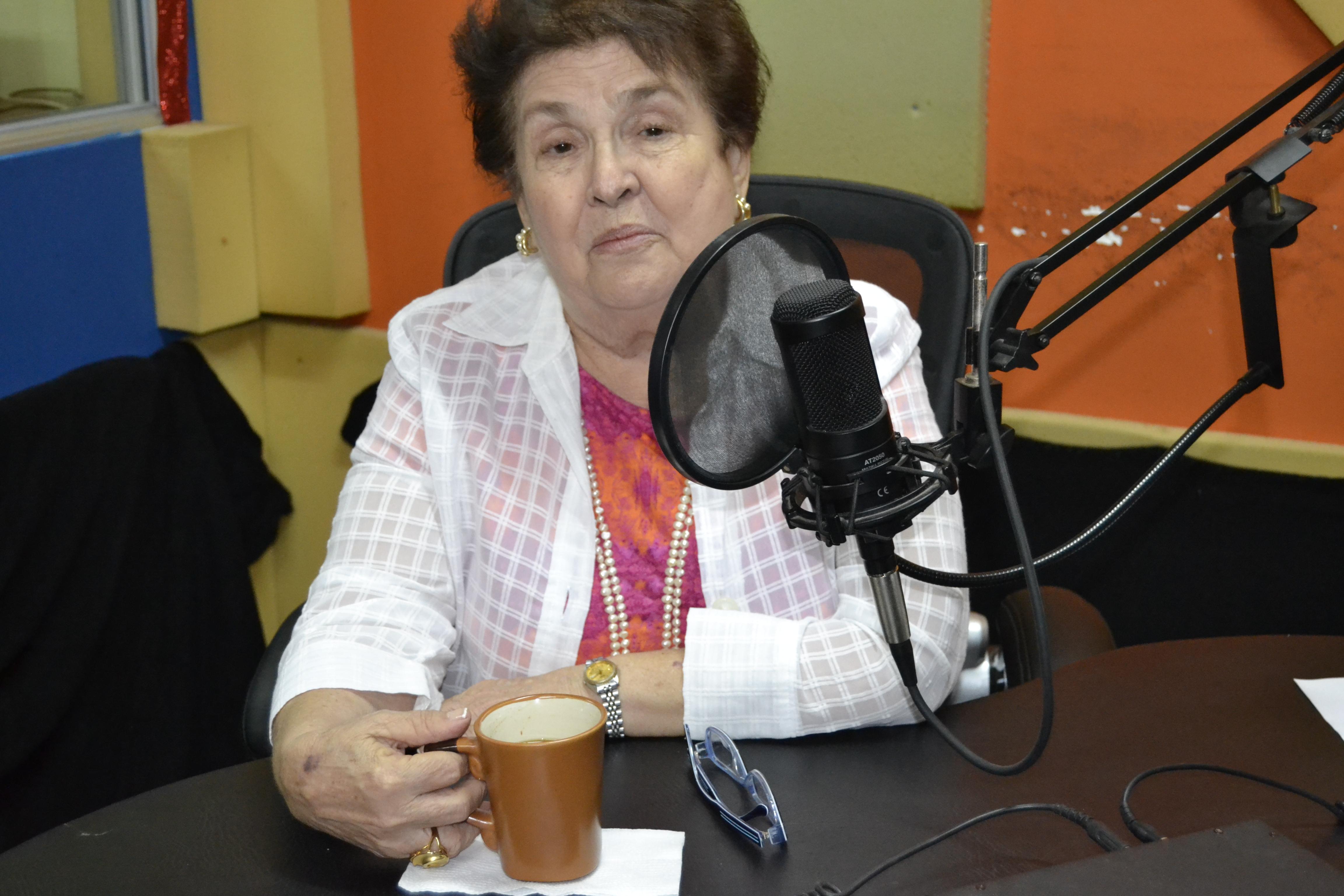 María Elena Caldera