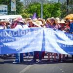 Las mujeres de la Fundación Entre Mujeres de Estelí