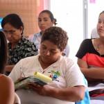 Las mujeres campesinas se identificaron con las reflexiones contenidas en la Investigación