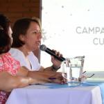 María Teresa Blandón presentó los principales resultados de la investigación