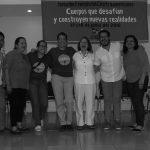 Todo el equipo de La Corriente, responsable de organizar las JFC 2016...